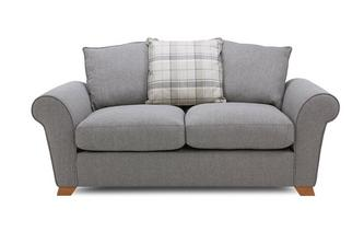 Pillow Back 2 Seater Sofa Bed Owen
