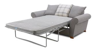 Owen Pillow Back 2 Seater Deluxe Sofa Bed