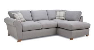 Owen Formal Back Left Hand Facing Arm Corner Sofa