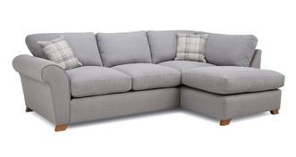 Owen Formal Back Left Hand Facing Arm Corner Sofa