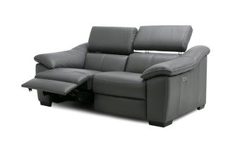 2 Seater Double Power Recliner