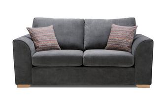 Large 2 Seater Sofa Sherbet