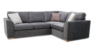 Pacha Left Hand Facing 2 Seater Corner Sofa