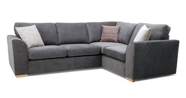 Pacha Left Hand Facing 2 Seater Corner Sofa