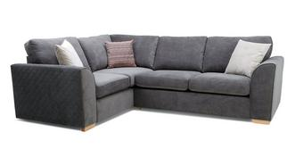 Pacha Right Hand Facing 2 Seater Corner Sofa
