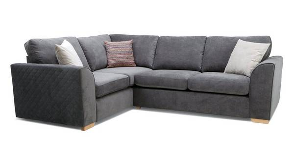 Pacha Right Hand Facing 2 Seater Corner Sofa
