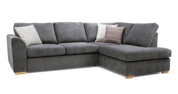 Pacha Left Hand Facing Arm Open End Corner Sofa