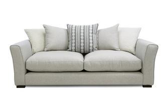 Pillow Back Large Sofa