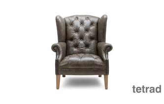 Oorfauteuil Palace Leather