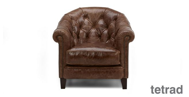Great Leather Accent Chairs Exterior
