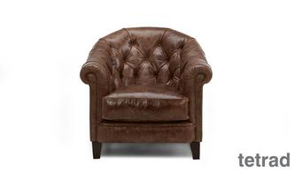 Accent fauteuil Palace Leather