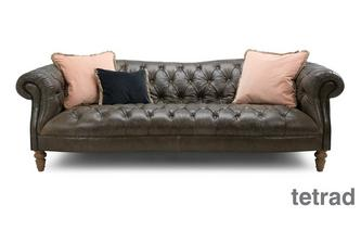 Leather 4 Seater Sofa Palace Leather