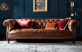 Palace Leather Grand Sofa Palace Leather