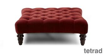 Palace Square Footstool