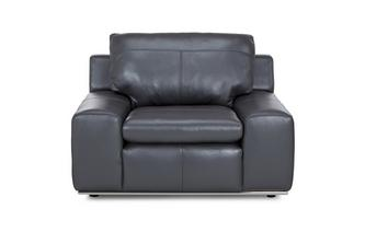 Armchair Fuse Leather