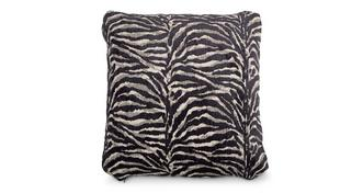Palladium Zebra Scatter Cushion