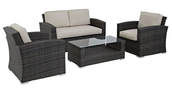 Palma 2 Seater Sofa Set
