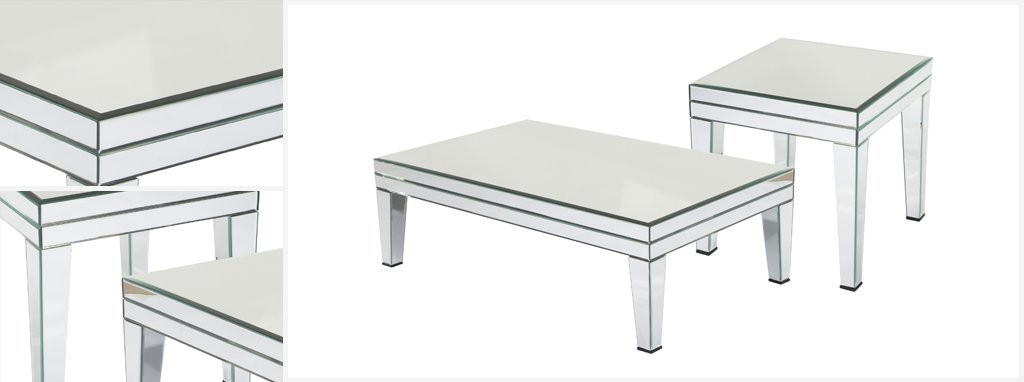 Astonishing Paradox Mirrored Console Table Dailytribune Chair Design For Home Dailytribuneorg