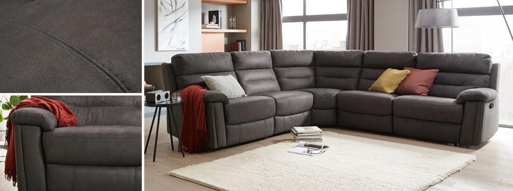 Parlow Option A 2 Corner 2 Fixed Sofa Arizona | DFS Ireland
