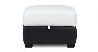 Pascal Storage Footstool