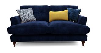 Patterdale Velvet 2 Seater Sofa