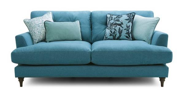 Patterdale 3 Seater Sofa Patterdale Plain Dfs