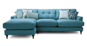 Patterdale Left Hand Facing Large Chaise Sofa