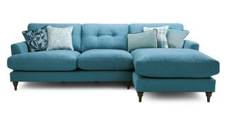 Patterdale Right Hand Facing Large Chaise Sofa