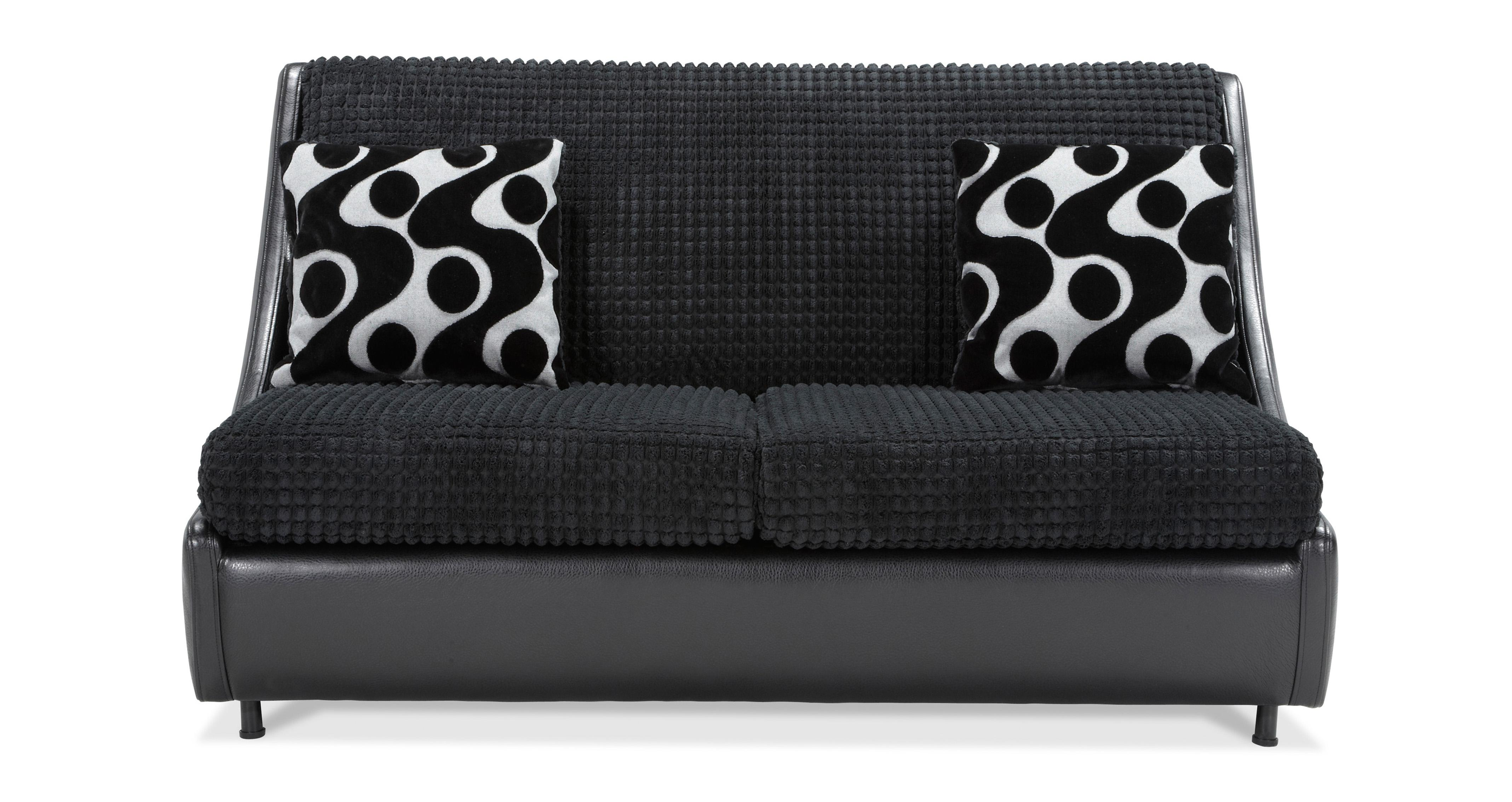 Pax 2 Seater pact Formal Back Sofa Bed