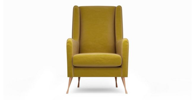 Genial Peace: Accent Chair