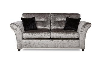 2 Seater Formal Back Deluxe Sofabed Krystal