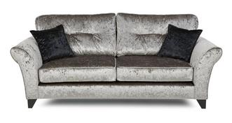 Pearl 3 Seater Formal Back Sofa