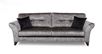 Pearl 4 Seater Formal Back Sofa