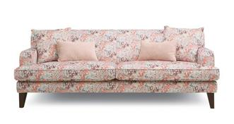 Penelope Ditsy 4 Seater Sofa