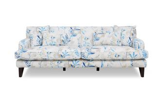 Floral 4 Seater Sofa Penelope Floral