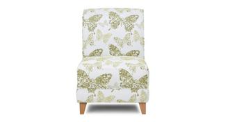 Pennie Gedessineerd Accent fauteuil