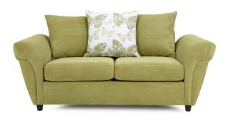 Pennie 2 Seater Pillow Back Deluxe Sofa Bed