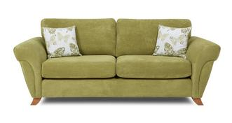 Pennie 3 Seater Formal Back Sofa