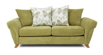 Pennie 3 Seater Pillow Back Sofa