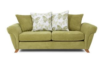 3 Seater Pillow Back Sofa Pennie
