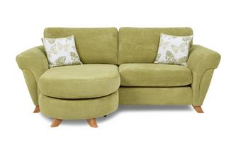 3 Seater Formal Back Lounger Sofa Pennie
