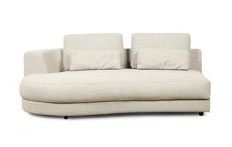 Left Hand Facing Angled Chaise