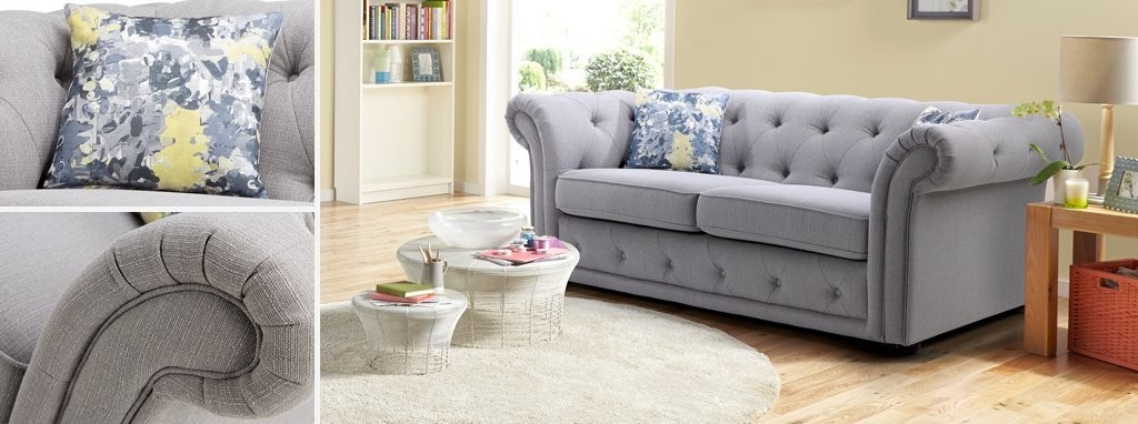 Phoebe 3 Seater Sofa Opera | DFS Ireland