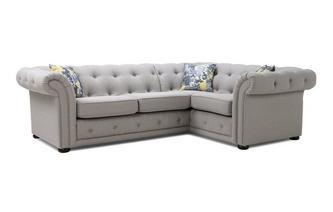 Left Hand Facing 2 Seater Corner Sofa Opera