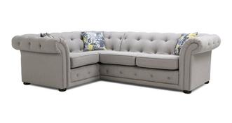 Phoebe Right Hand Facing 2 Seater Corner Sofa