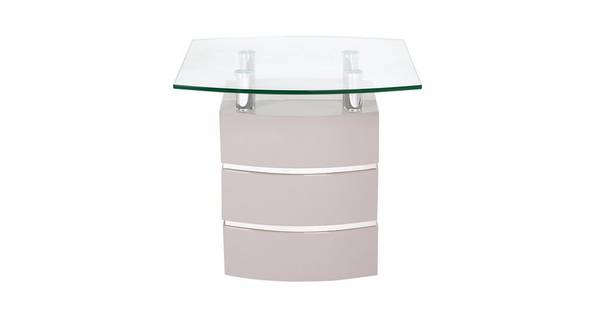 Piatto Lamp Table