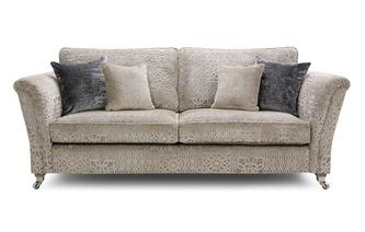 Jewel Formal Back 4 Seater Sofa