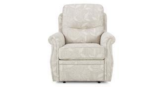 Pinter Fabric B Manual Recliner Chair