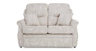 Pinter Fabric B 2 Seater Formal Back Fixed Sofa