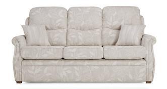 Pinter Fabric B 3 Seater Formal Back Fixed Sofa
